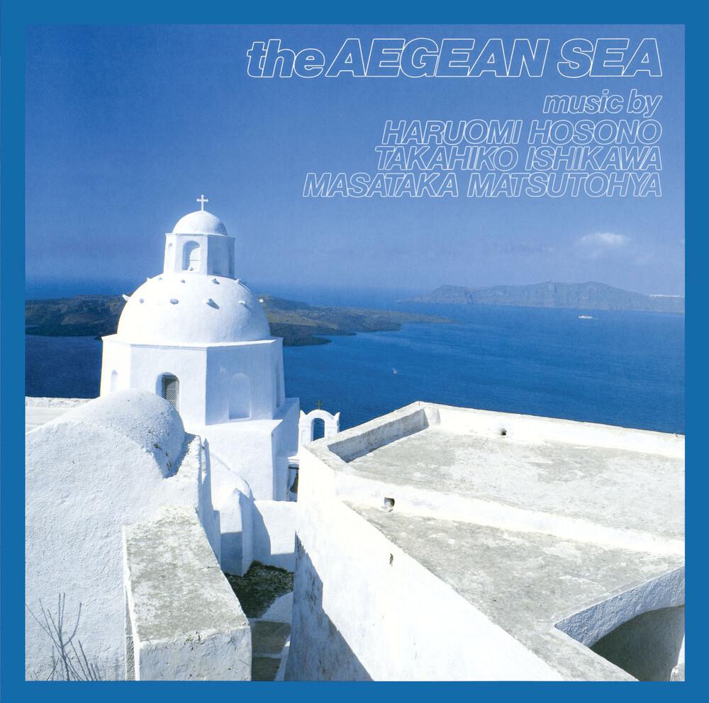 Haruomi Hosono / Ishikawa,Takahiko - Aegean Sea [Clear Vinyl]