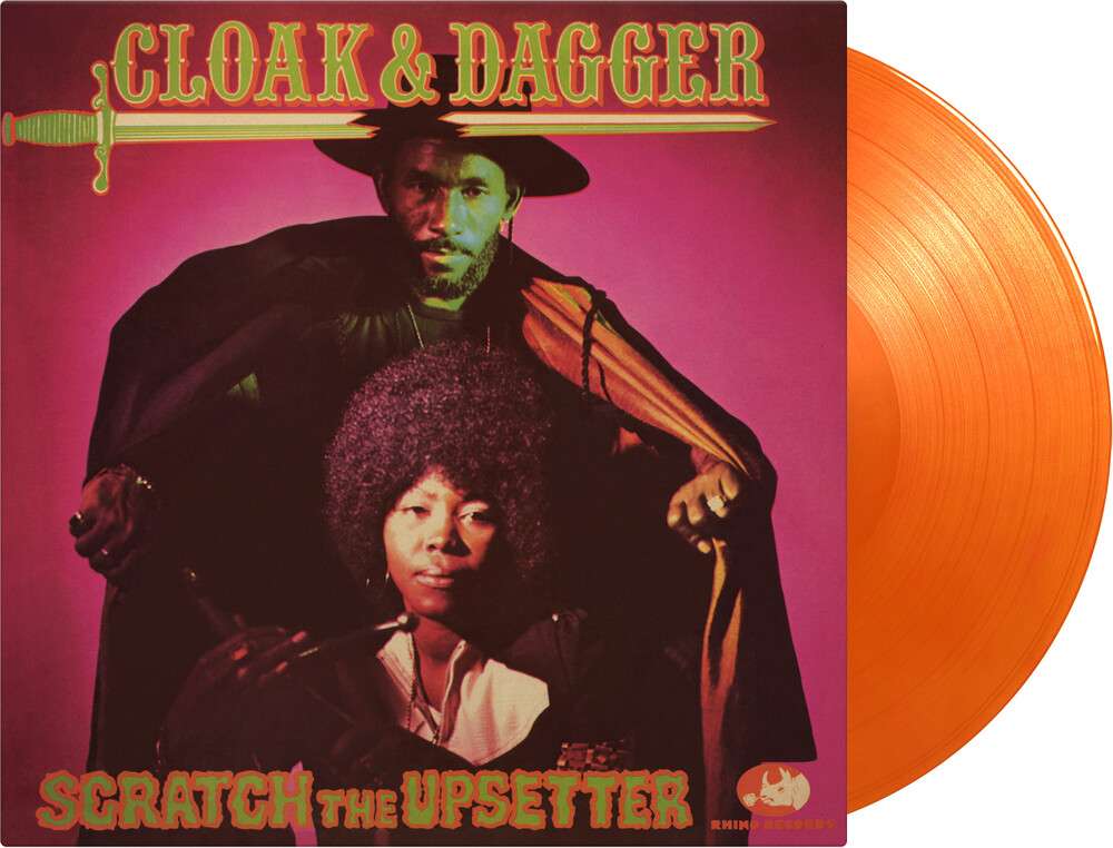 Lee Perry Scratch / Upsetters - Cloak & Dagger (Colv) (Ltd) (Ogv) (Org) (Hol)