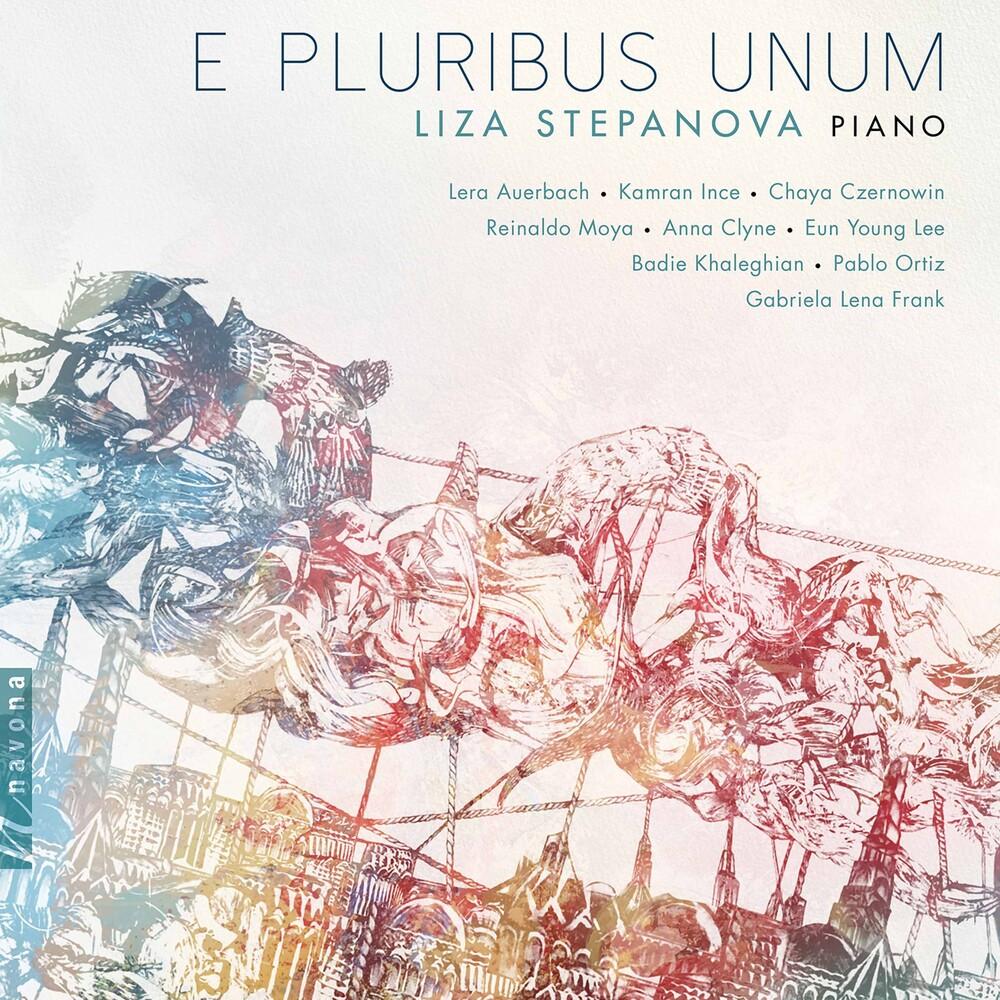 Liza Stepanova - E Pluribus Unum