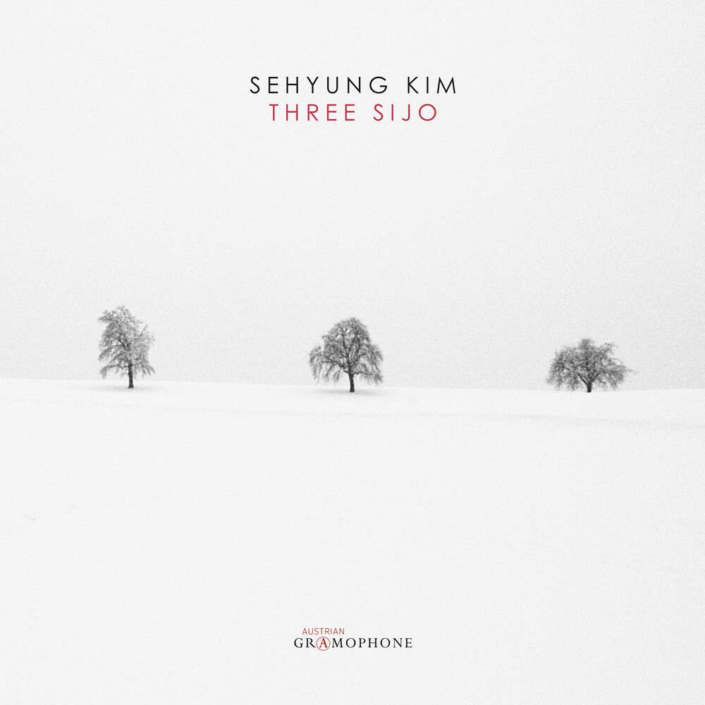 Sehyung Kim Three Sijo / Various - Sehyung Kim: Three Sijo / Various