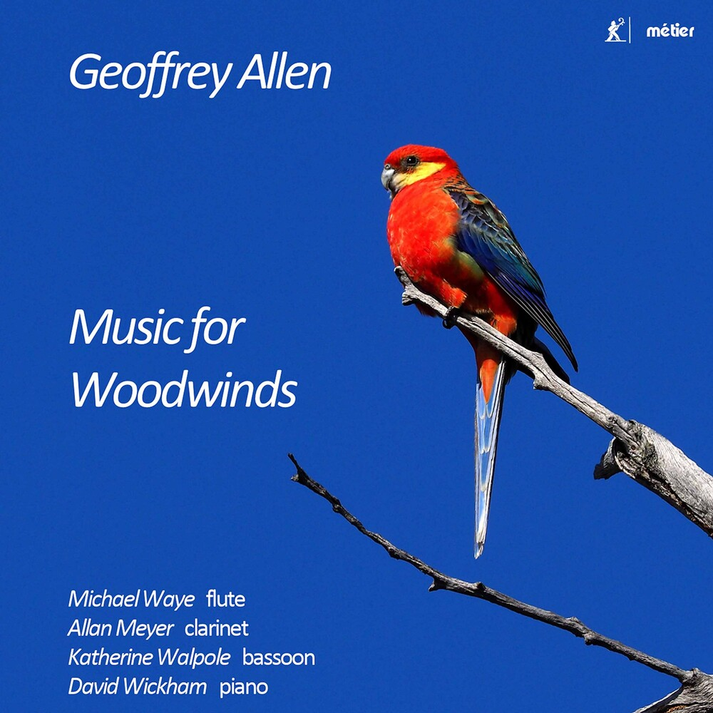 Allen / Waye / Wickham - Music For Woodwinds