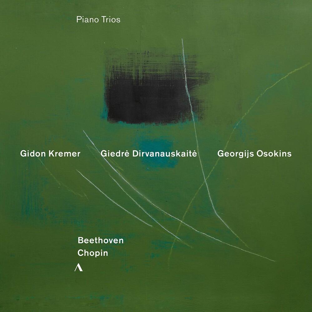 GIDON KREMER - Piano Trios