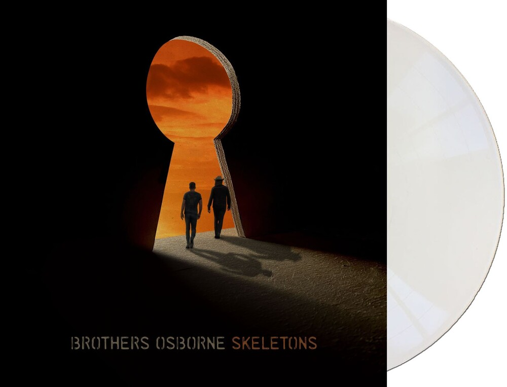 Brothers Osborne - Skeletons [Indie Exclusive Limited Edition White LP+Bonus Slipmat]