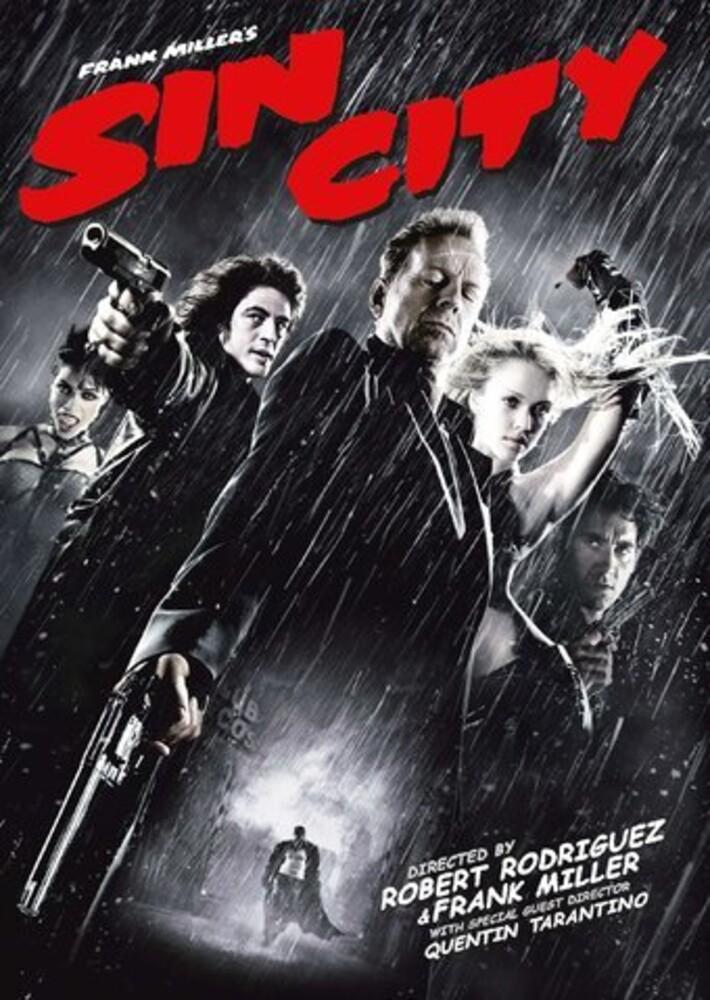 Frank Miller's Sin City - Frank Miller's Sin City / (Amar Dub Sub Ws)