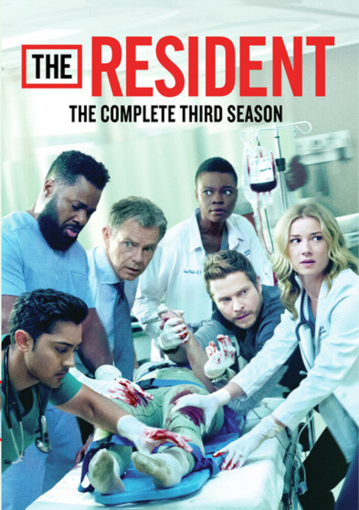 Resident: Season 3 - Resident: Season 3 (4pc) / (Box Mod Ac3 Dol Ws)