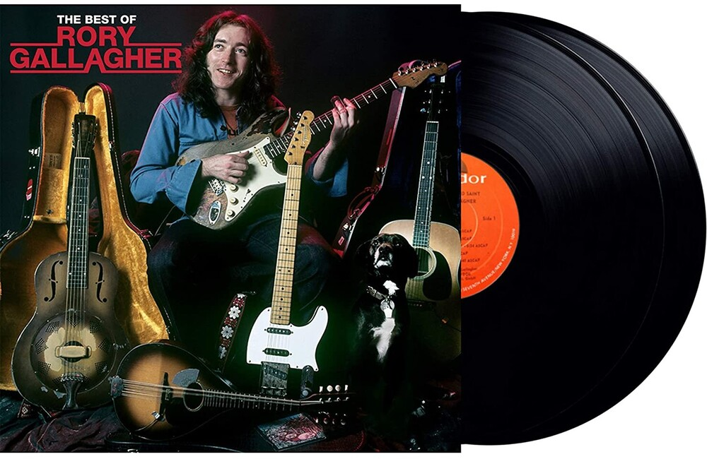 Rory Gallagher - The Best Of [2LP]