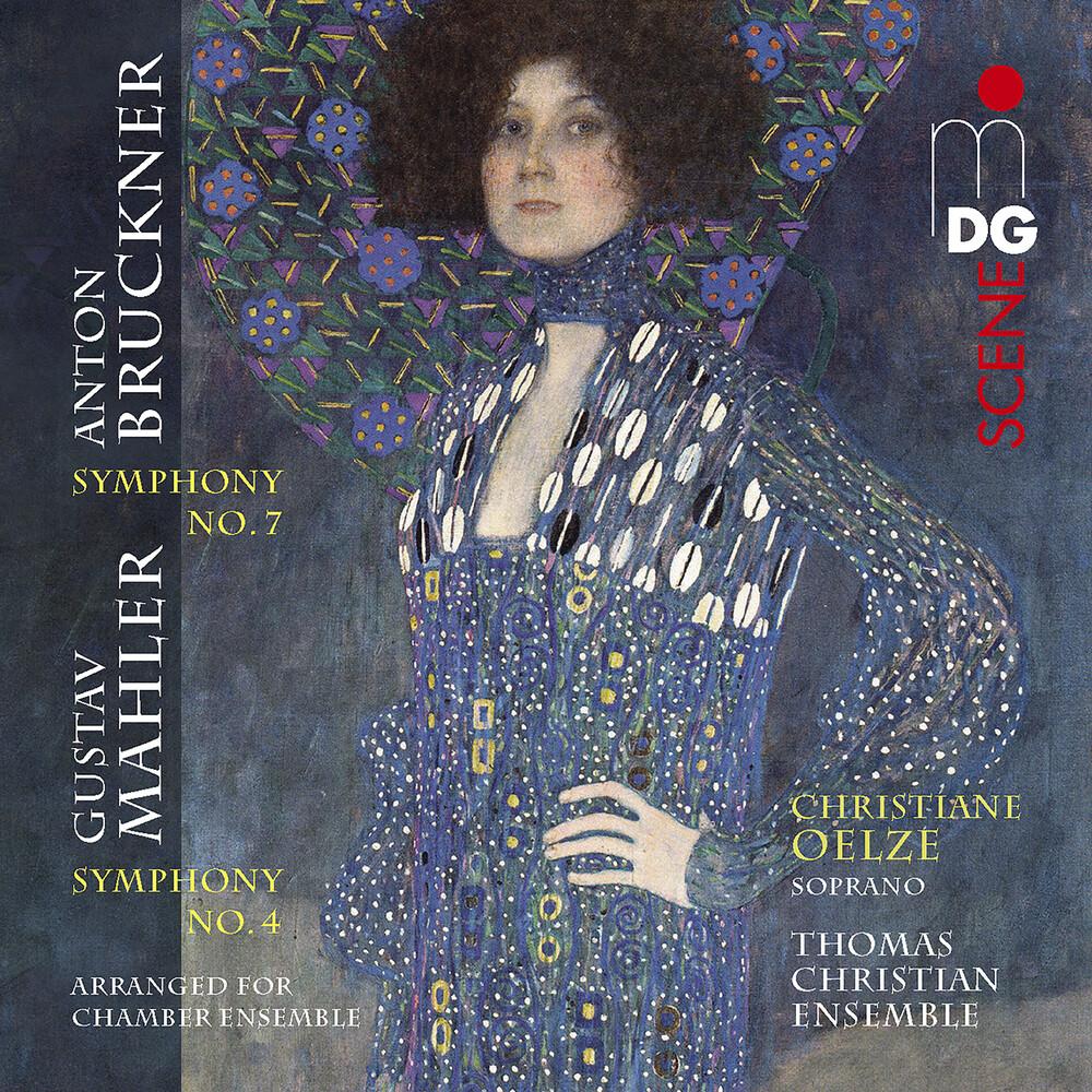 Bruckner / Oelze - Symphony 7 (2pk)
