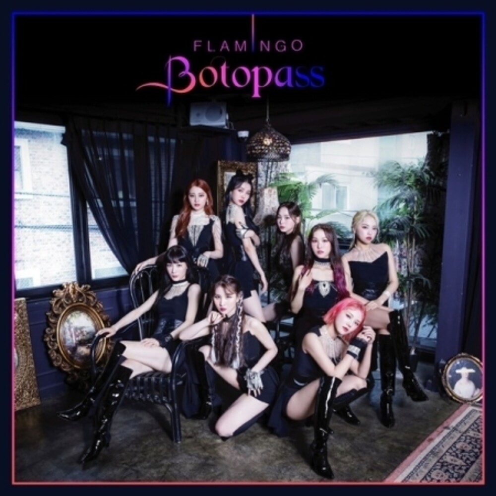 Botopass - Flamingo [With Booklet] (Phot) (Asia)