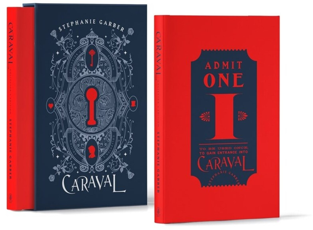 - Caraval Collector's Edition