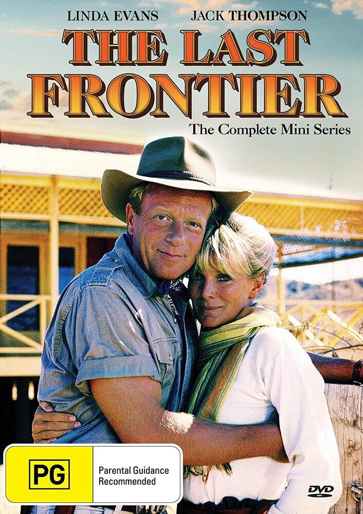 - Last Frontier / (Aus Ntr0)