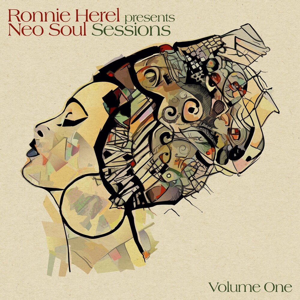 Ronnie Herel - NEO SOUL SESSIONS VOL. 1