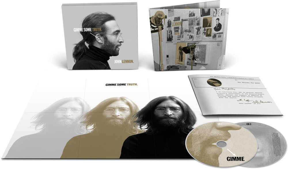 John Lennon - GIMME SOME TRUTH. THE ULTIMATE MIXES. [2CD]