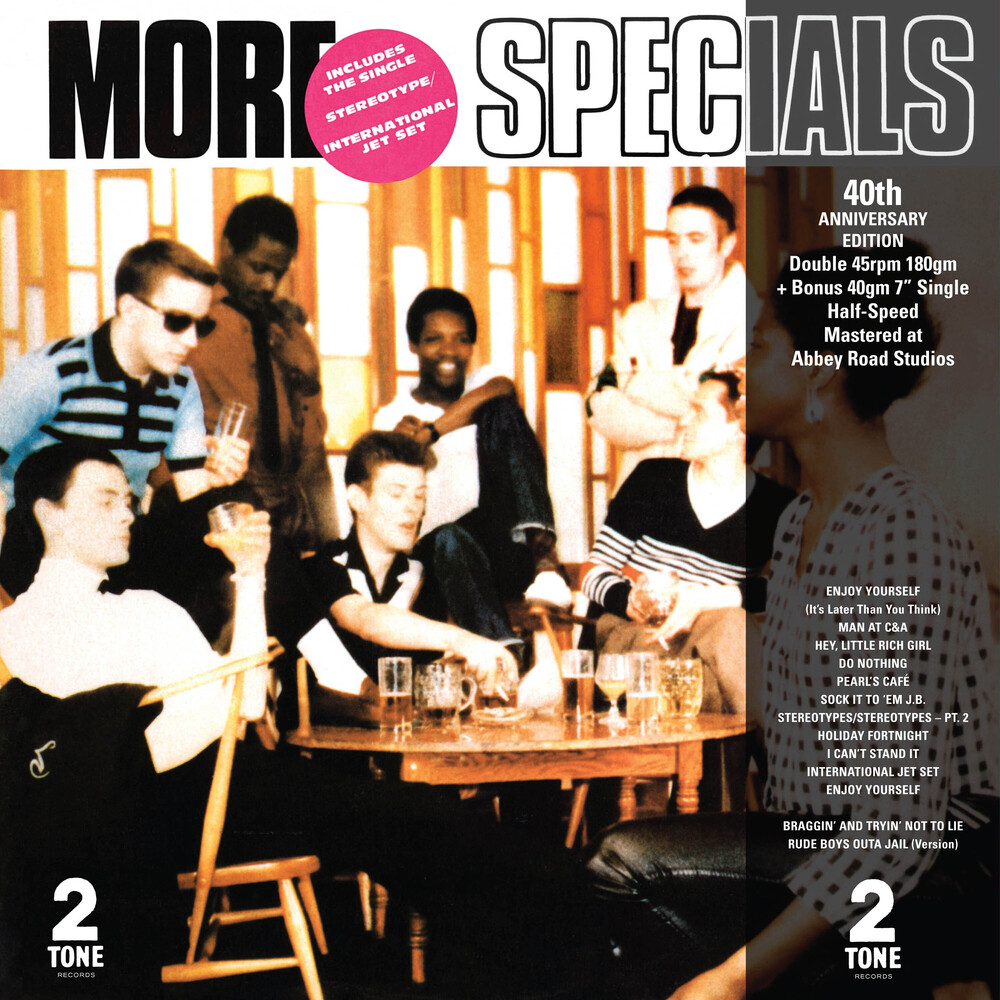 The Specials - More Specials: 40th Anniversary [Half-Speed Master Edition]