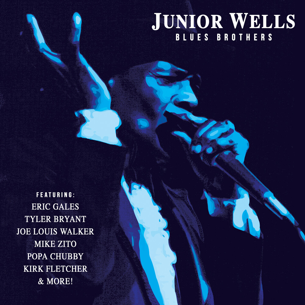 Junior Wells - Blues Brothers (Colored Vinyl)