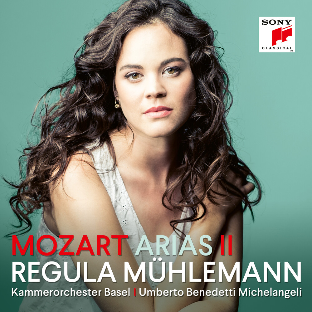 Muhlemann & Kammerorchester Basel - Mozart Arias Ii