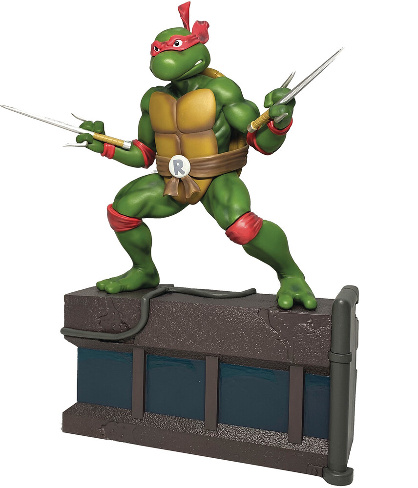 Pcs Collectibles - PCS Collectibles - TMNT Raphael 1:8 Scale PVC Statue