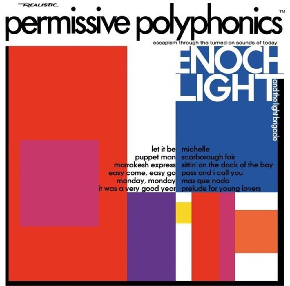 Enoch Light / Light Brigade - Permissive Polyphonics