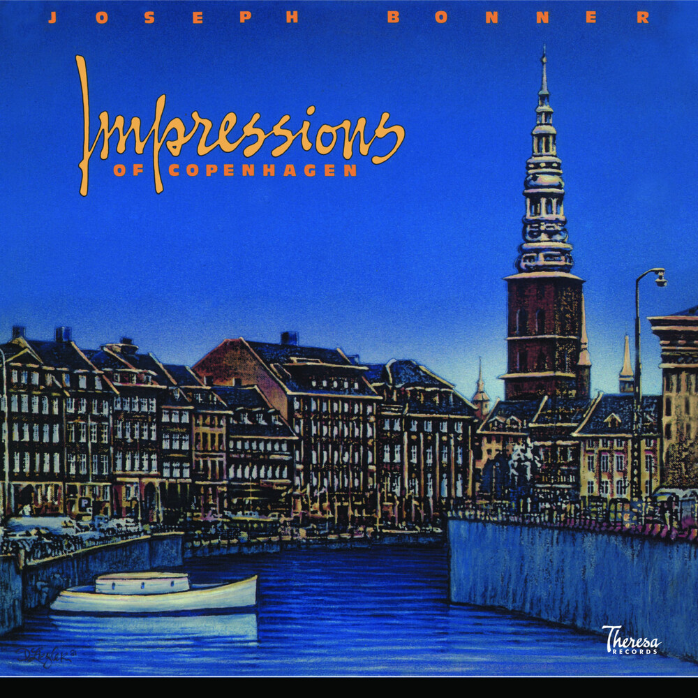 Joe Bonner - Impressions Of Copenhagen [180 Gram]