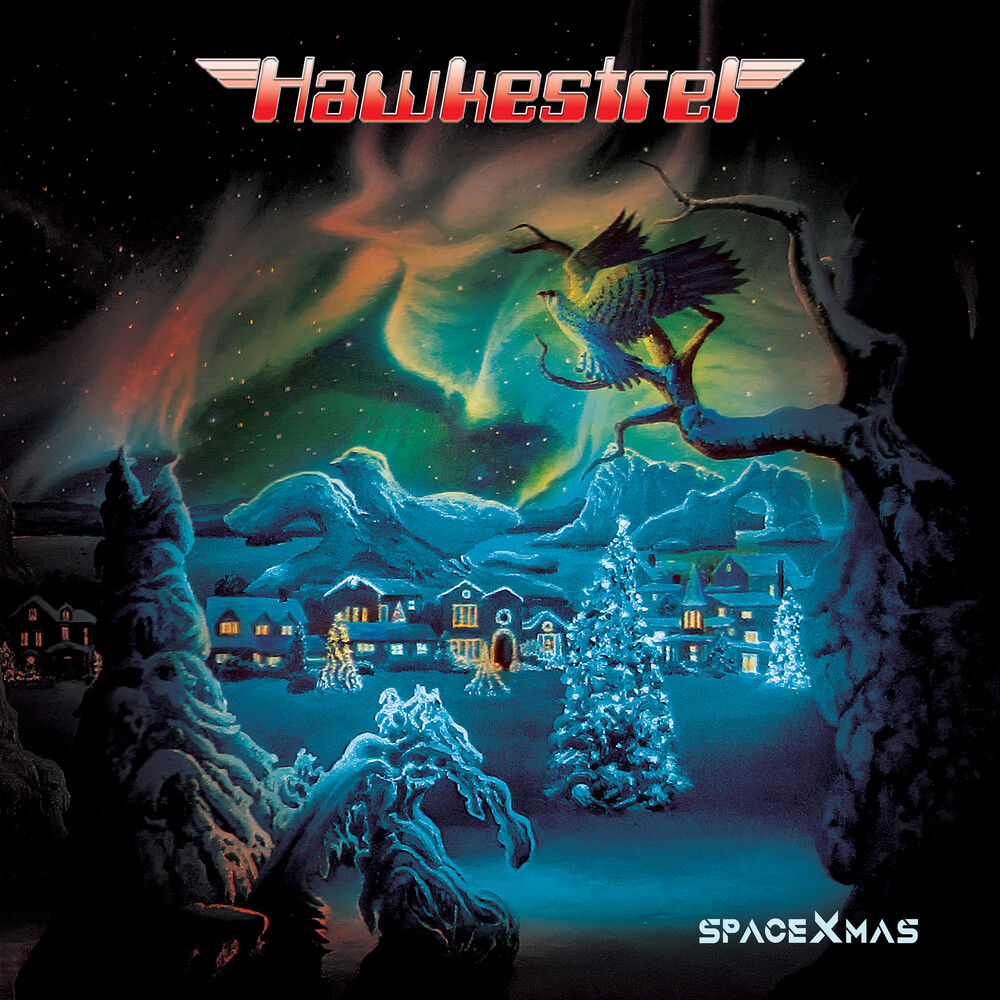 Hawkestrel / Alan Davey / Hughes,Glenn - Spacexmas [Colored Vinyl] [Limited Edition]