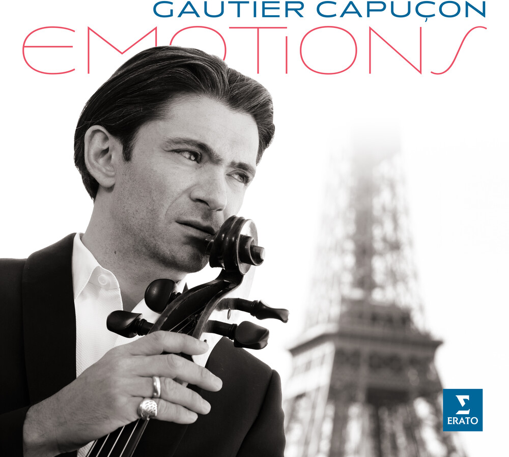 Gautier Capucon / Orchestre De Chambre De Paris - Emotions [Digipak]