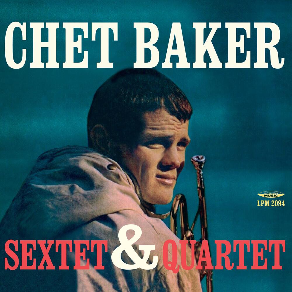 Chet Baker - Sextet & Quartet (Blue Vinyl)