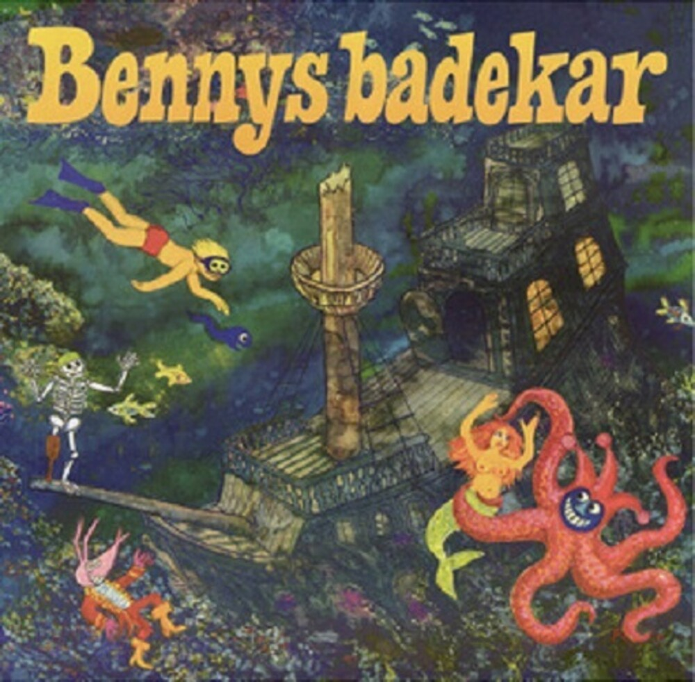 Bennys Badekar Bennys Bathtub / OST Ltd - Benny's Badekar (Benny's Bathtub) / O.S.T. [Limited Edition]