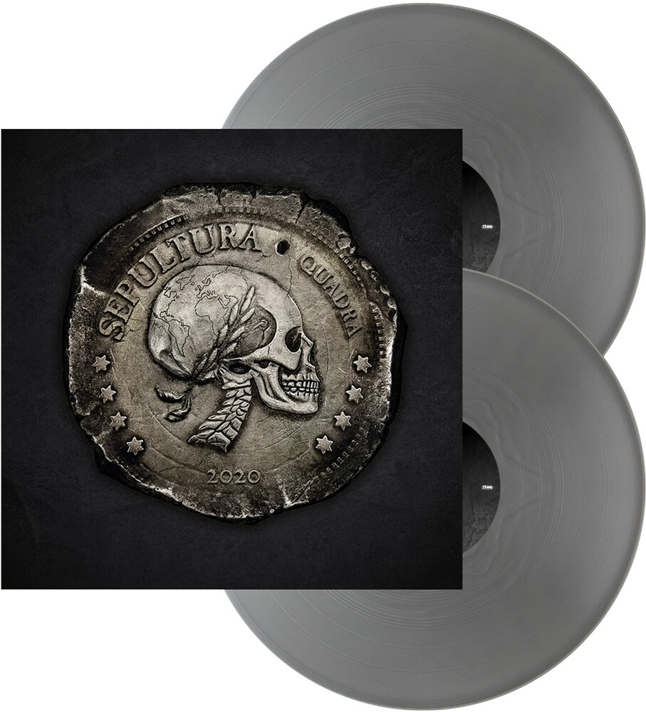 Sepultura - Quadra [Indie Exclusive Limited Edition Silver 2LP]