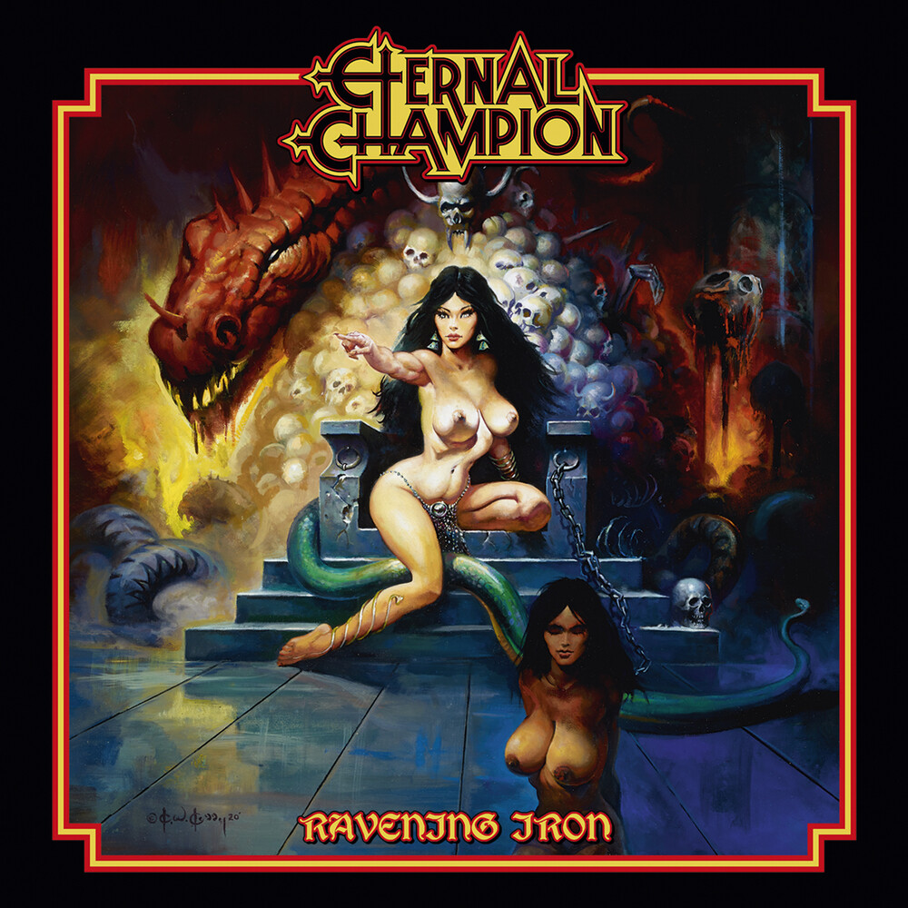 Eternal Champion - Ravening Iron