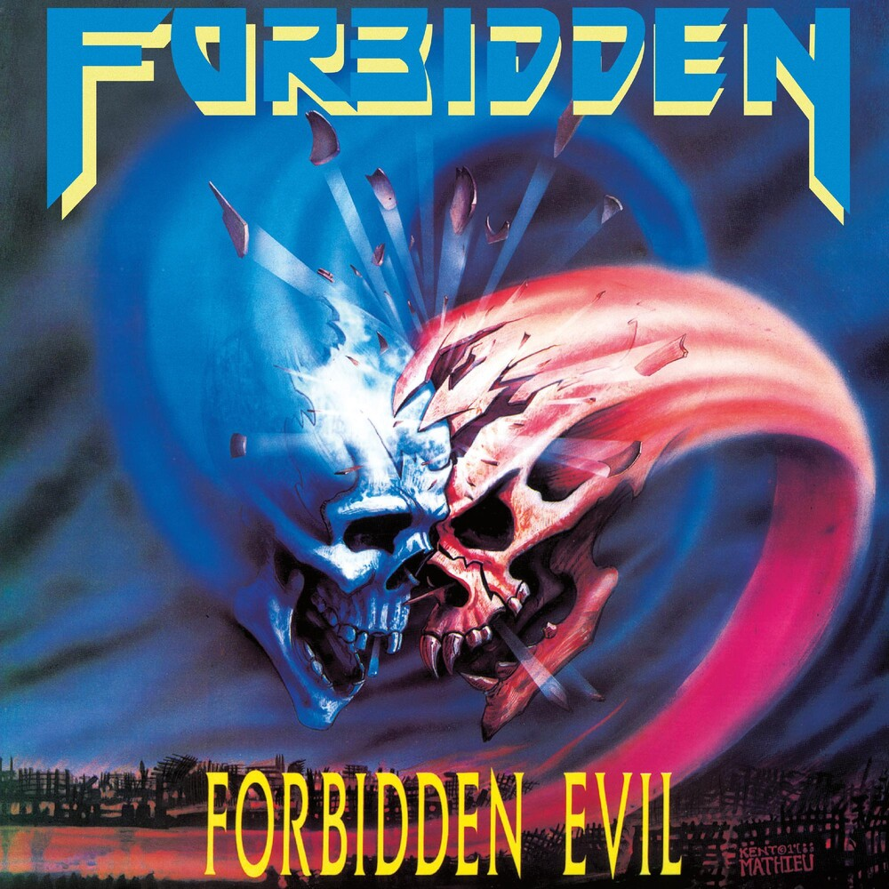 Forbidden - Forbidden Evil [Indie Exclusive Limited Edition Blue LP]