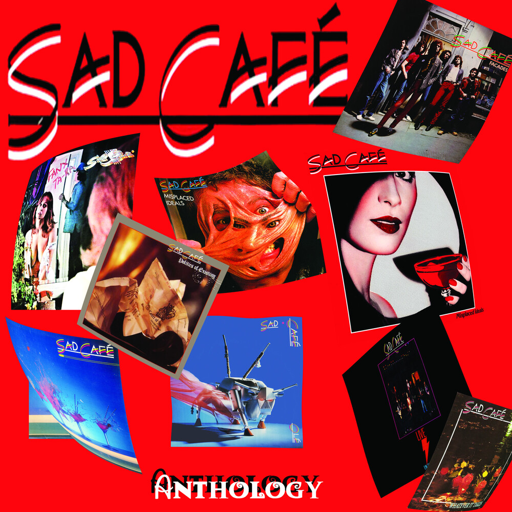 Sad Cafe - Anthology [180 Gram] (Post)