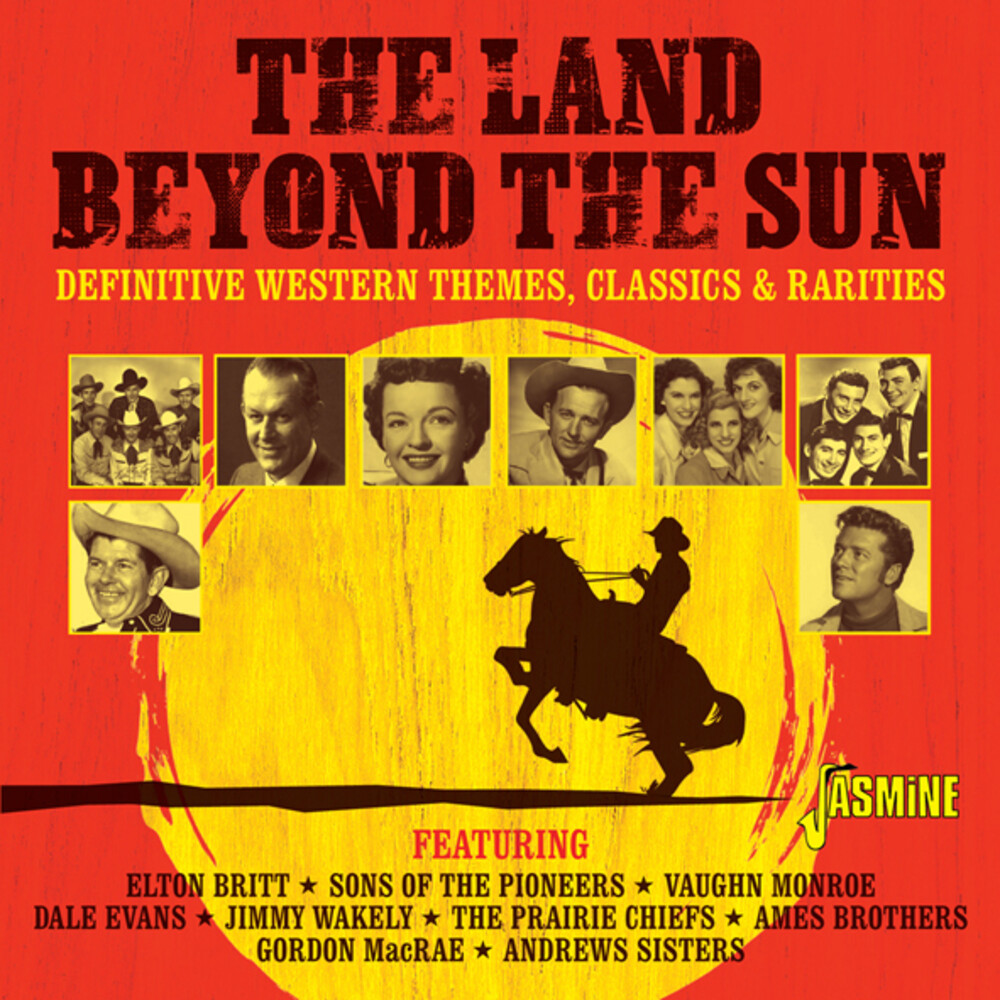 Land Beyond The Sun Definitive Western Themes - Land Beyond The Sun - Definitive Western Themes, Classics & Rarities / Various