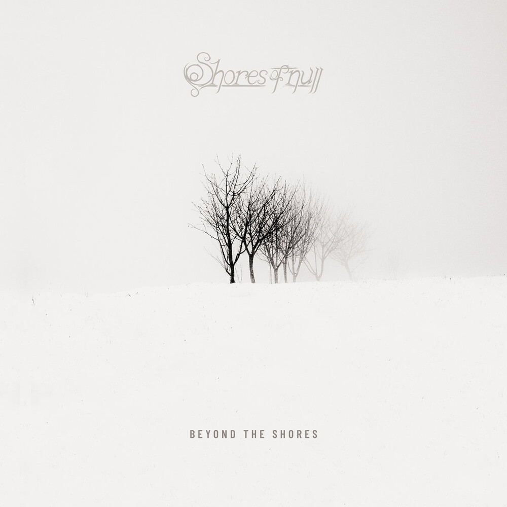 Shores Of Null - Beyond The Shores (On Death And Dying) (White Vinyl)