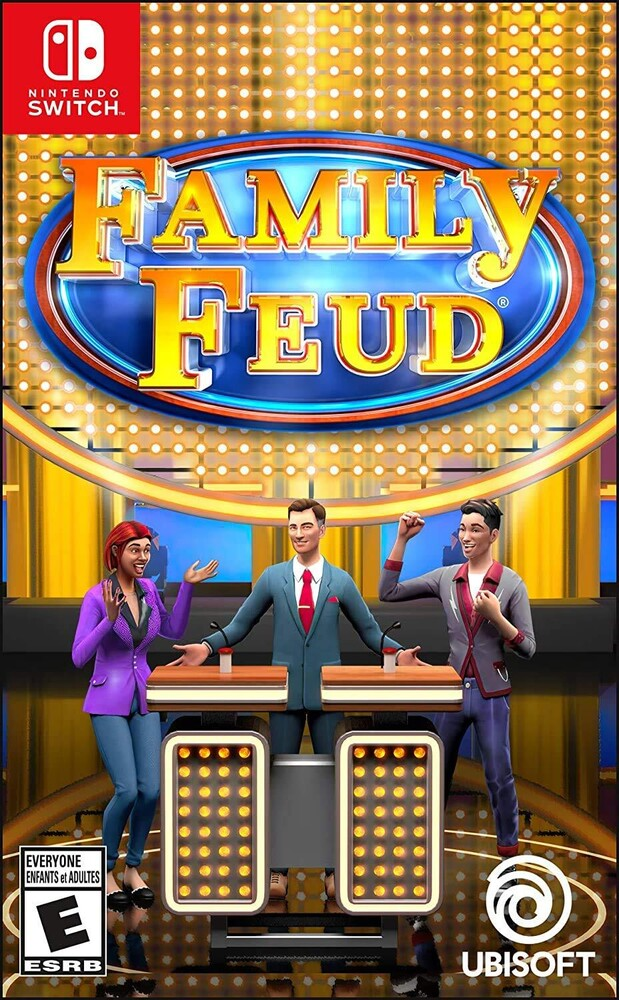 Swi Family Feud - Family Feud for Nintendo Switch