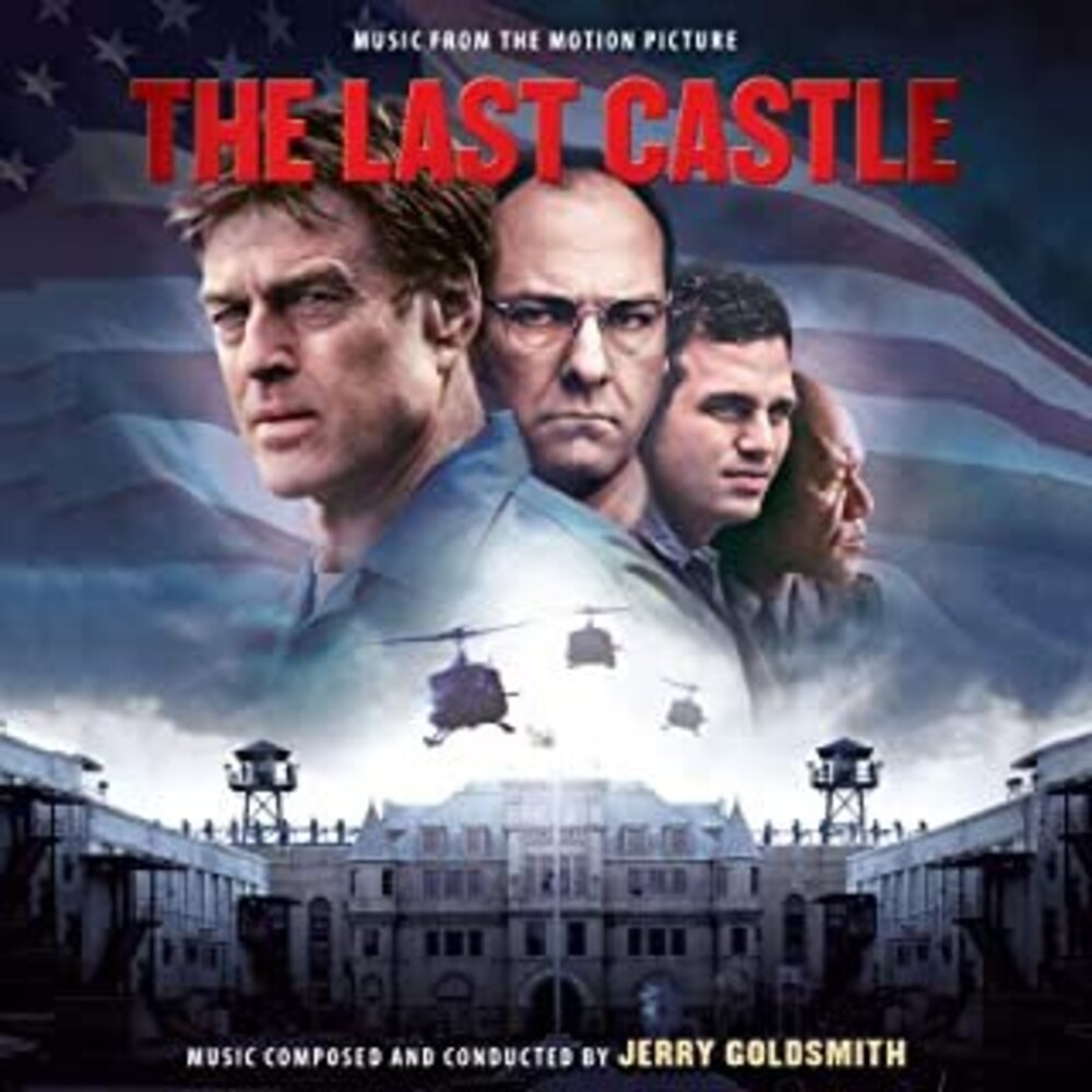 Jerry Goldsmith Exp Ita - Last Castle (Original Soundtrack) [Expanded]