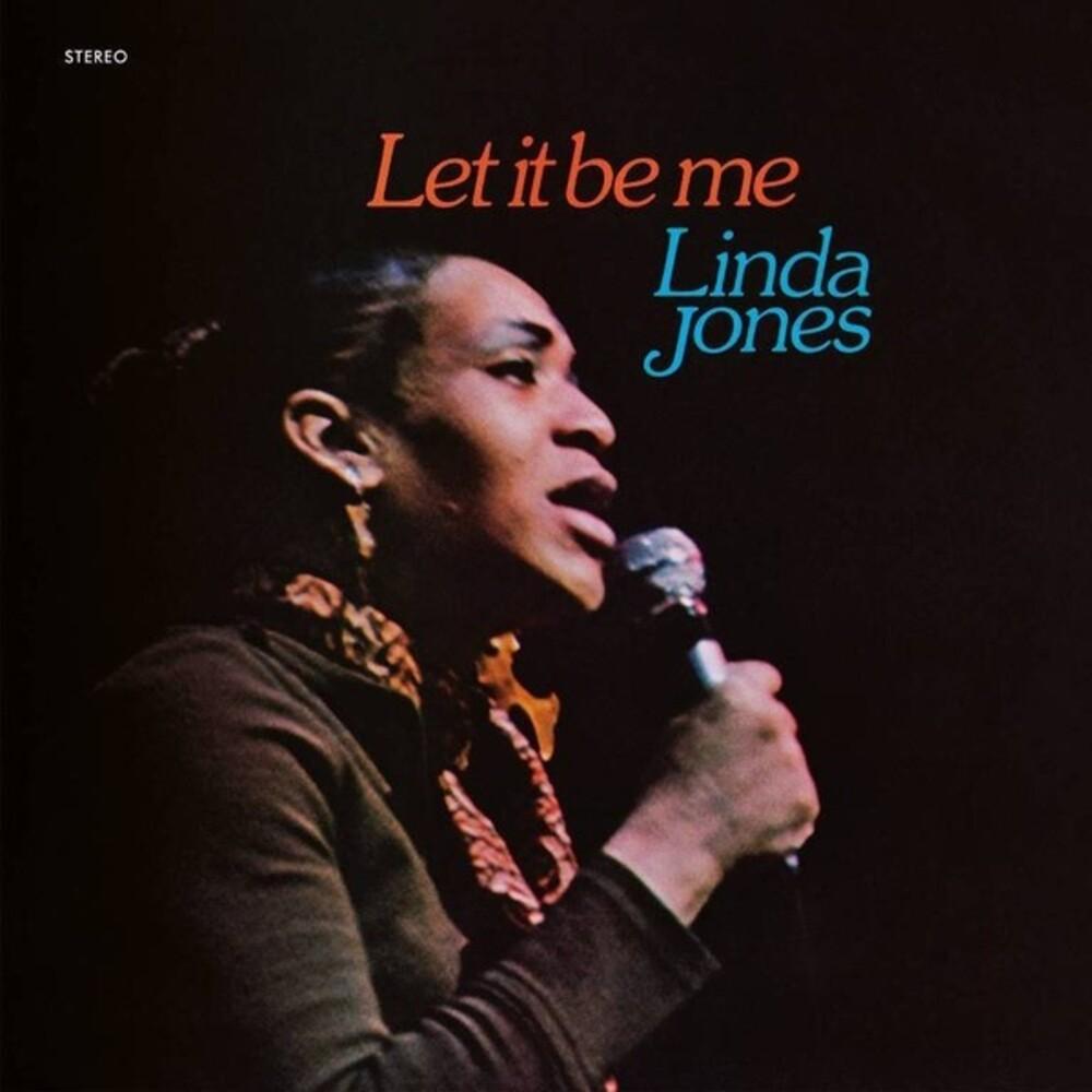 Linda Jones - Let It Be Me