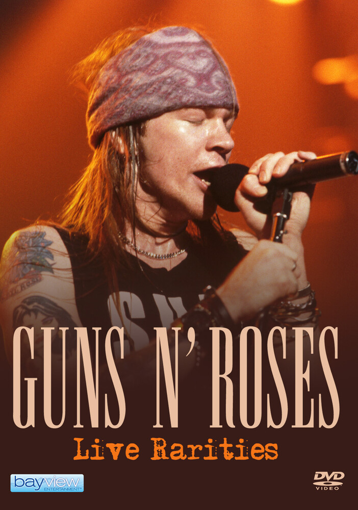 Guns N Roses: Live Rarities - Guns N' Roses: Live Rarities