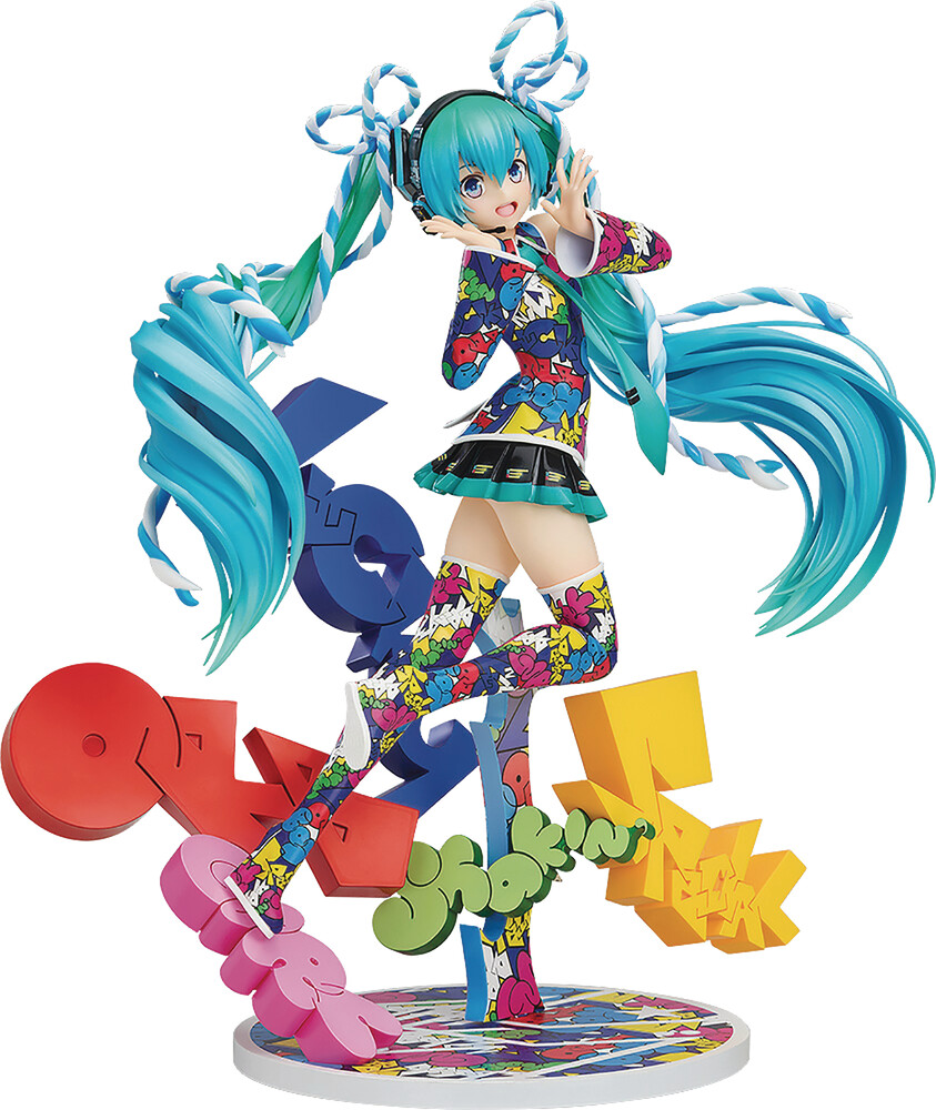 Good Smile Company - Good Smile Company - Char Vocal Series 01 Hatsune Miku Expo 5th Anniversary 1/8 PVC Figure