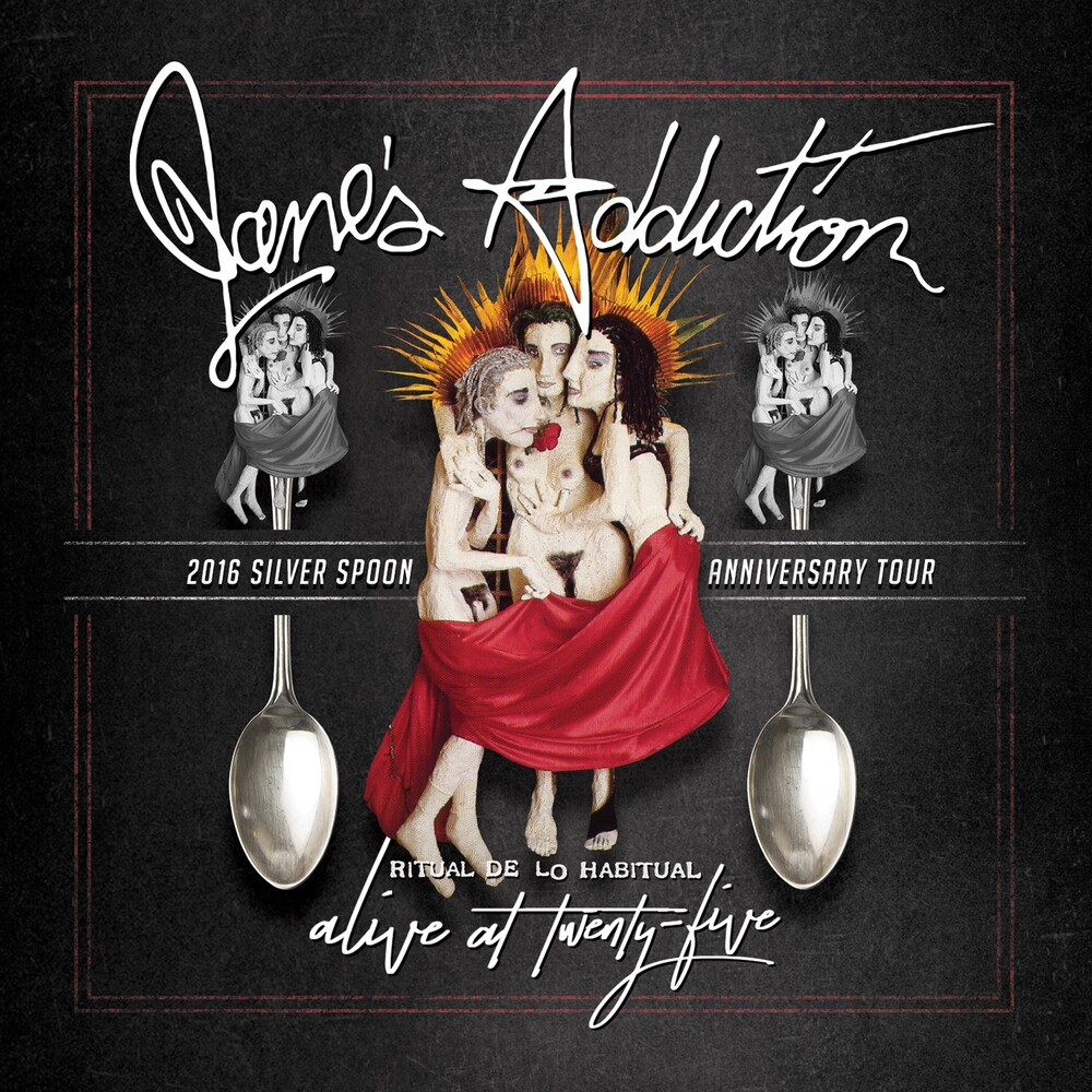 Janes Addiction - Alive At Twenty-Five - Ritual De Lo Habitual Live