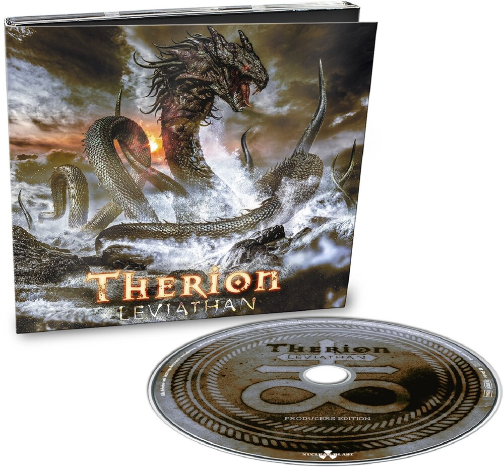 Therion - Leviathan [Digipak]