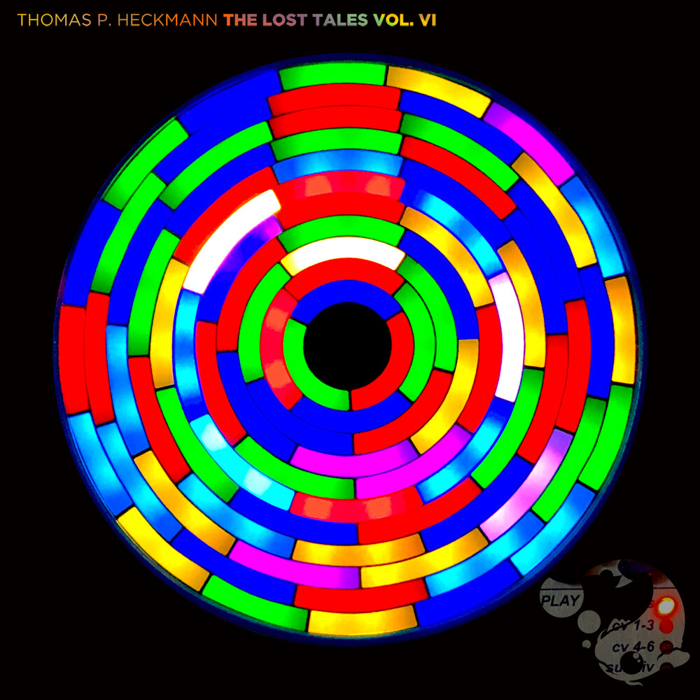 Thomas Heckmann P - The Lost Tales Vol. VI