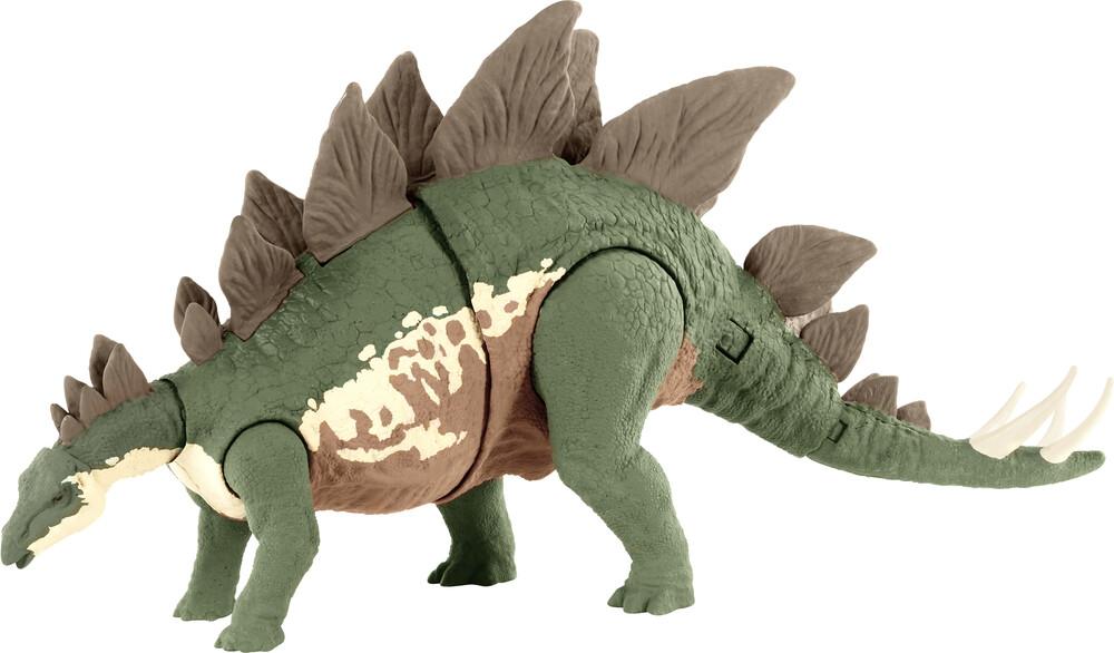 Jurassic World - Mattel - Jurassic World 3 Massive Biters Stegosaurus