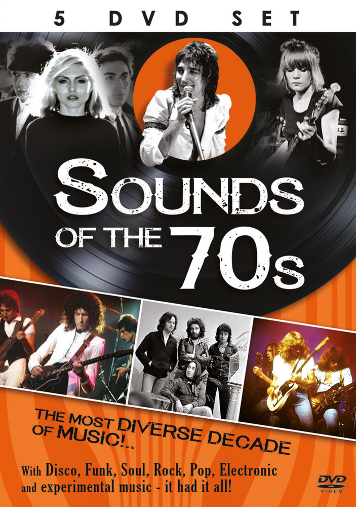 Sounds of the 70's - Sounds Of The 70's