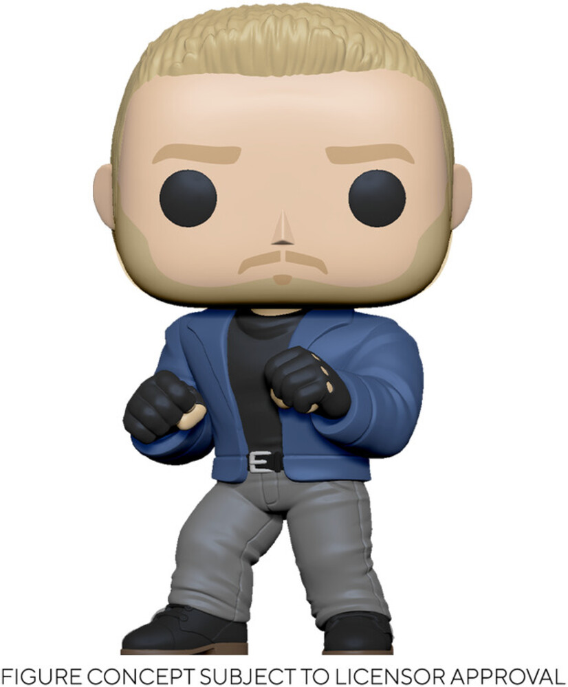 - FUNKO POP! TELEVISION: Umbrella Academy- Luther