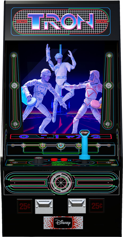 Diamond Select - Diamond Select - Tron Deluxe Action Figure Set