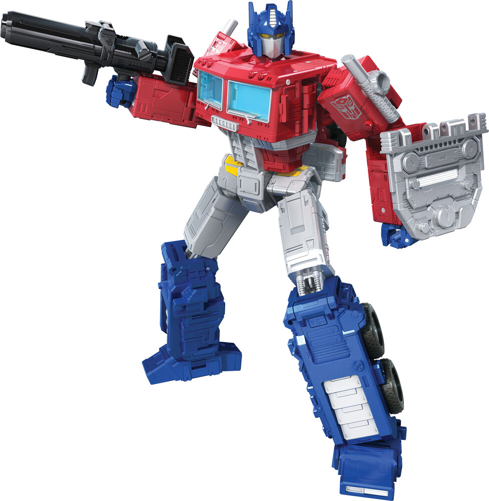 - Hasbro Collectibles - Transformers Generations War For Cybertron KLeader Optimus Prime Pr