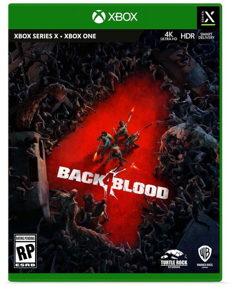 Xb1/Xbx Back 4 Blood - Back 4 Blood for Xbox Series X & Xbox One