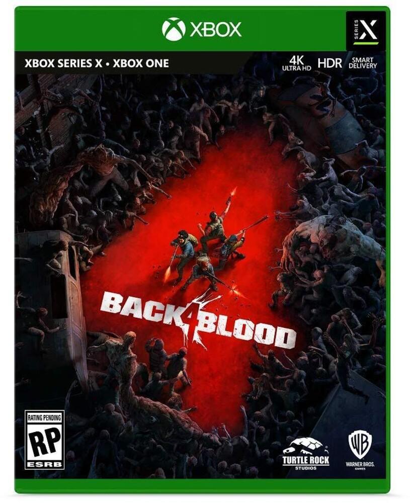 Xb1/Xbx Back 4 Blood - Back 4 Blood for Xbox Series X & Xbox One
