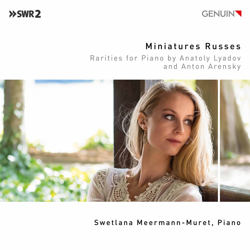Arensky / Swetlana Meermann-Muret - Miniatures Russes
