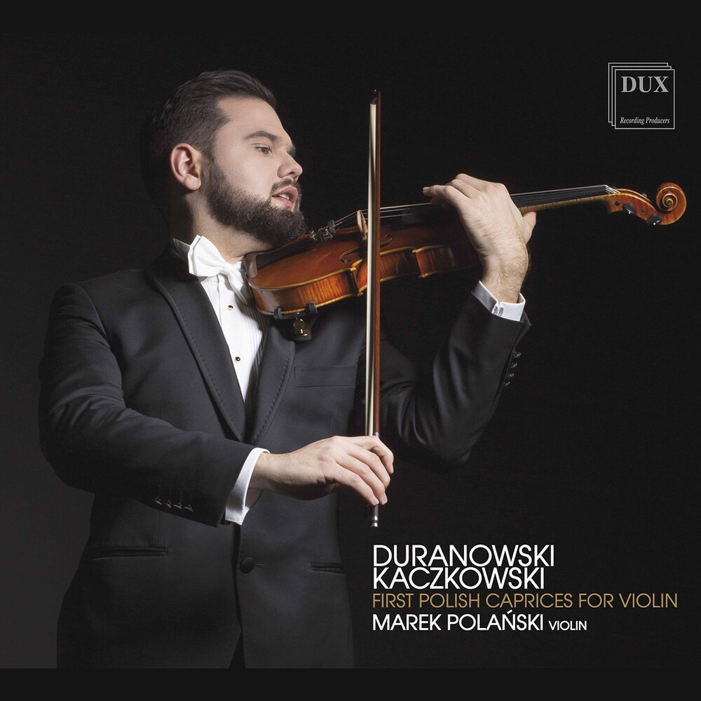 Duranowski / Polanski - First Polish Caprices