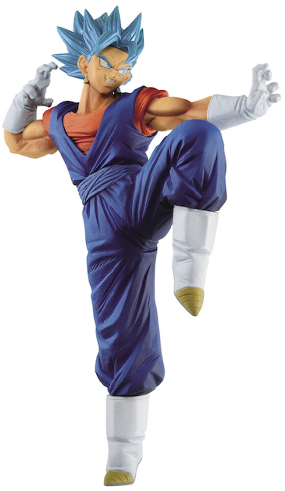 Banpresto - BanPresto - Dragon Ball Super Son Goku Fes SS God Super Saiyan VegitoFigure